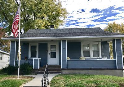 Jefferson City Single Family Home For Sale: 306 Pierce Street
