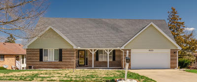 Jefferson City Single Family Home For Sale: 923 Country Ridge Drive