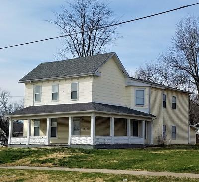 Fulton Multi Family Home For Sale: 301 W 5th Street
