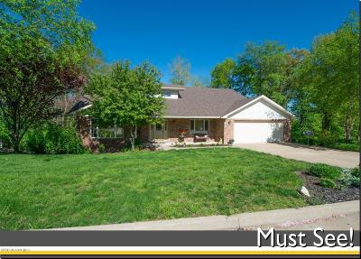Jefferson City Single Family Home For Sale: 1447 Briar Village Court
