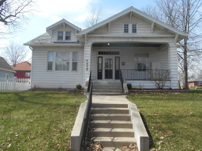 Single Family Home For Sale: 809 Court Street