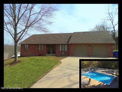 Jefferson City Single Family Home For Sale: 233 Joe Lane