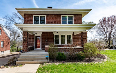 Single Family Home For Sale: 128 Forest Hill Avenue