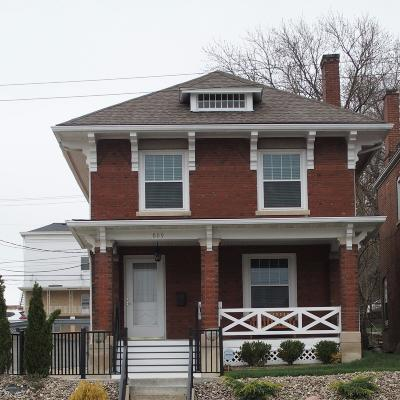 Jefferson City Single Family Home For Sale: 609 E High Street
