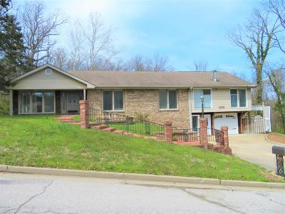 Jefferson City Single Family Home For Sale: 1806 Woodclift Drive