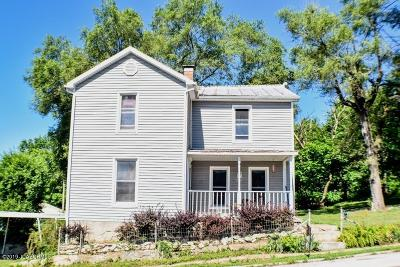 Single Family Home For Sale: 2910 Main Street