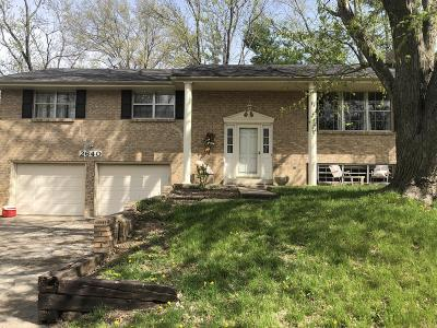 Jefferson City Single Family Home For Sale: 2640 Sue Drive