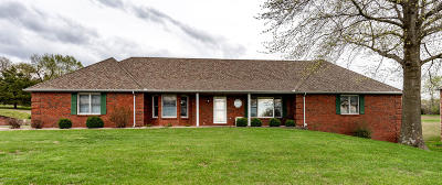 Jefferson City Single Family Home For Sale: 2807 Foxdale Drive