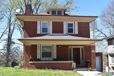 Jefferson City Single Family Home For Sale: 1012 Oak Street