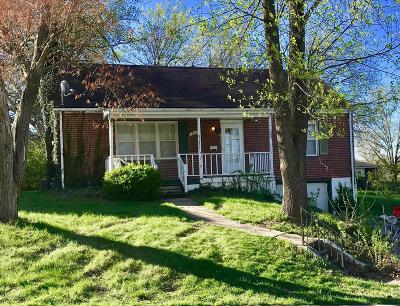 Jefferson City Single Family Home For Sale: 2003 Meadow Lane
