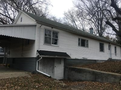 Jefferson City MO Single Family Home For Sale: $45,000