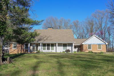 Jefferson City Single Family Home For Sale: 319 Fox Creek Road