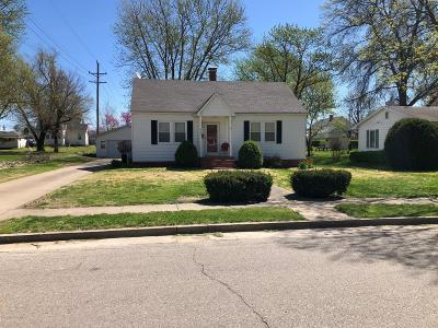 California Single Family Home For Sale: 608 S Roache Street