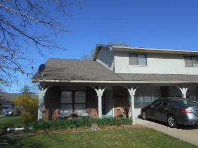Single Family Home For Sale: 1701 N Lakewood Drive