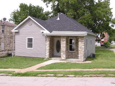 Jefferson City Single Family Home For Sale: 624 Georgia Street