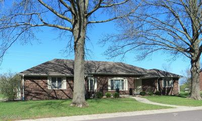 California Single Family Home For Sale: 1101 Pamela Drive