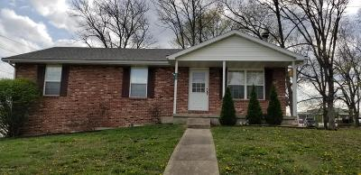 Jefferson City Single Family Home For Sale: 2504 Walther Avenue