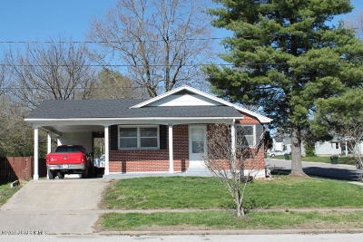 Fulton Single Family Home For Sale: 831 State Street