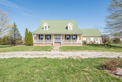 Holts Summit Single Family Home For Sale: 11452 County Rd 385