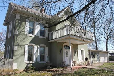 Fulton Single Family Home For Sale: 303 E 6th Street
