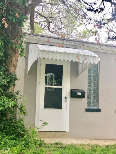 Jefferson City Single Family Home For Sale: 421 Union Street