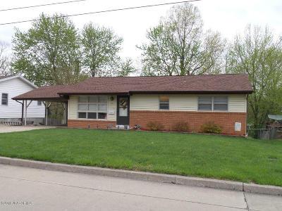 Fulton Single Family Home For Sale: 1203 Lane Street