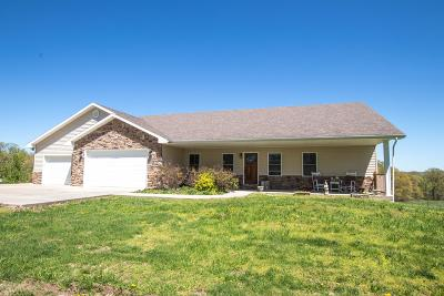 Single Family Home For Sale: 11882 County Road 485