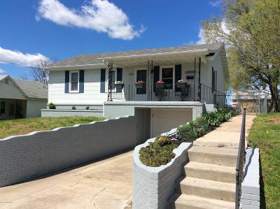 Single Family Home For Sale: 310 W Main Street