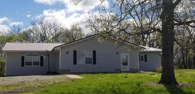 Single Family Home For Sale: 606 N Noas Avenue