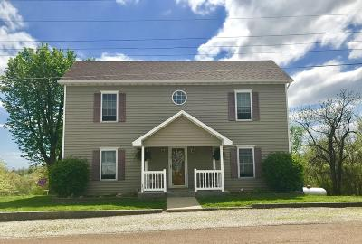 Osage County Single Family Home For Sale: 240 County Road 402