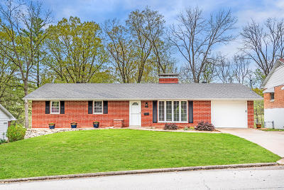 Jefferson City Single Family Home For Sale: 621 Norris Drive