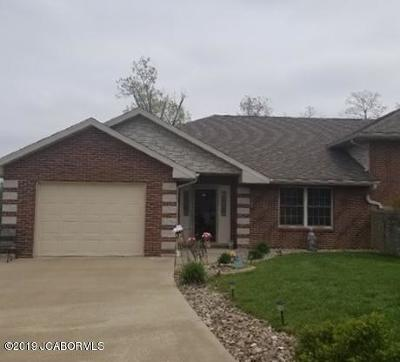Single Family Home For Sale: 1417 Notting Hill Drive