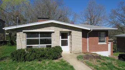 Jefferson City Single Family Home For Sale: 1108 Pamela Drive