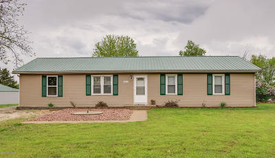 Single Family Home For Sale: 12811 Rockhouse Road