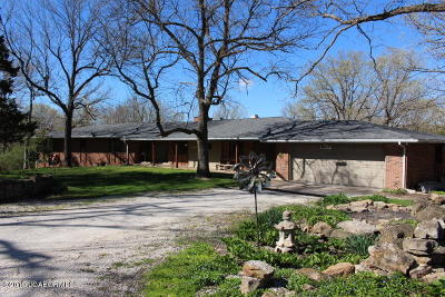 Fulton Single Family Home For Sale: 5050 Co Rd 232