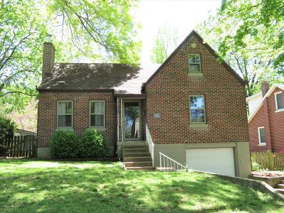 Jefferson City Single Family Home For Sale: 2021 Meadow Lane