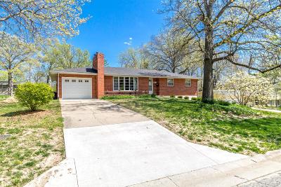 Columbia Single Family Home For Sale: 512 Westridge Drive