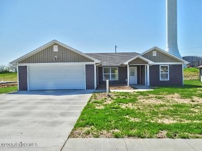 Fulton Single Family Home For Sale: 1201 Addalynn Drive