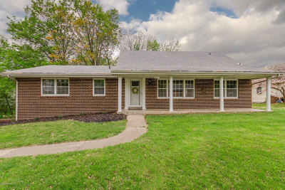Jefferson City Single Family Home For Sale: 325 Riverview Drive