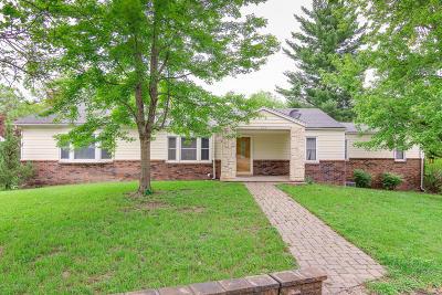 Single Family Home For Sale: 609 Memory Lane