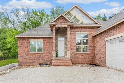 Jefferson City Single Family Home For Sale: 2717 Lakeland Drive