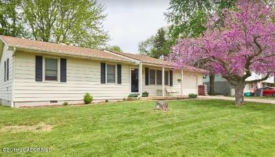 Single Family Home For Sale: 408 W Case Street