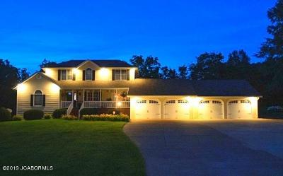 Jefferson City Single Family Home For Sale: 2741 Foxdale Drive