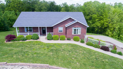 Single Family Home For Sale: 9425 Stoney Gap Road