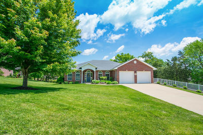 Jefferson City Single Family Home For Sale: 2103 Whitney Woods Drive