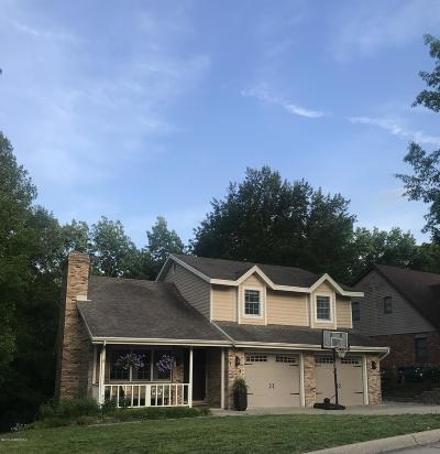 Single Family Home For Sale: 134 Riverwood Drive