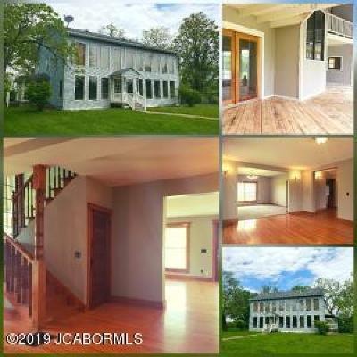 Fulton MO Single Family Home For Sale: $238,800