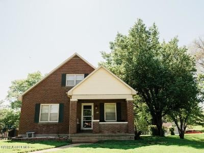Single Family Home For Sale: 206 Indian Meadow Drive