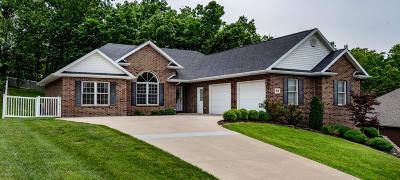 Jefferson City MO Single Family Home For Sale: $279,900