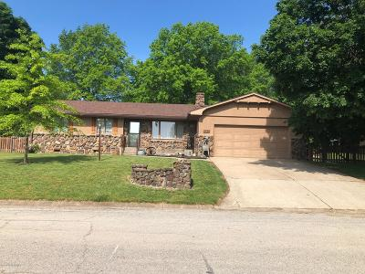 Single Family Home For Sale: 912 Proctor Drive